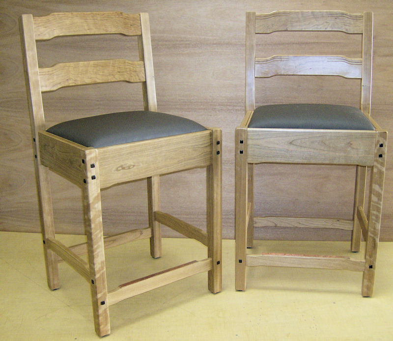 Rustic Bar Stools Kitchen Traditional With Recessed Lighting Light Green And Craftsman Style