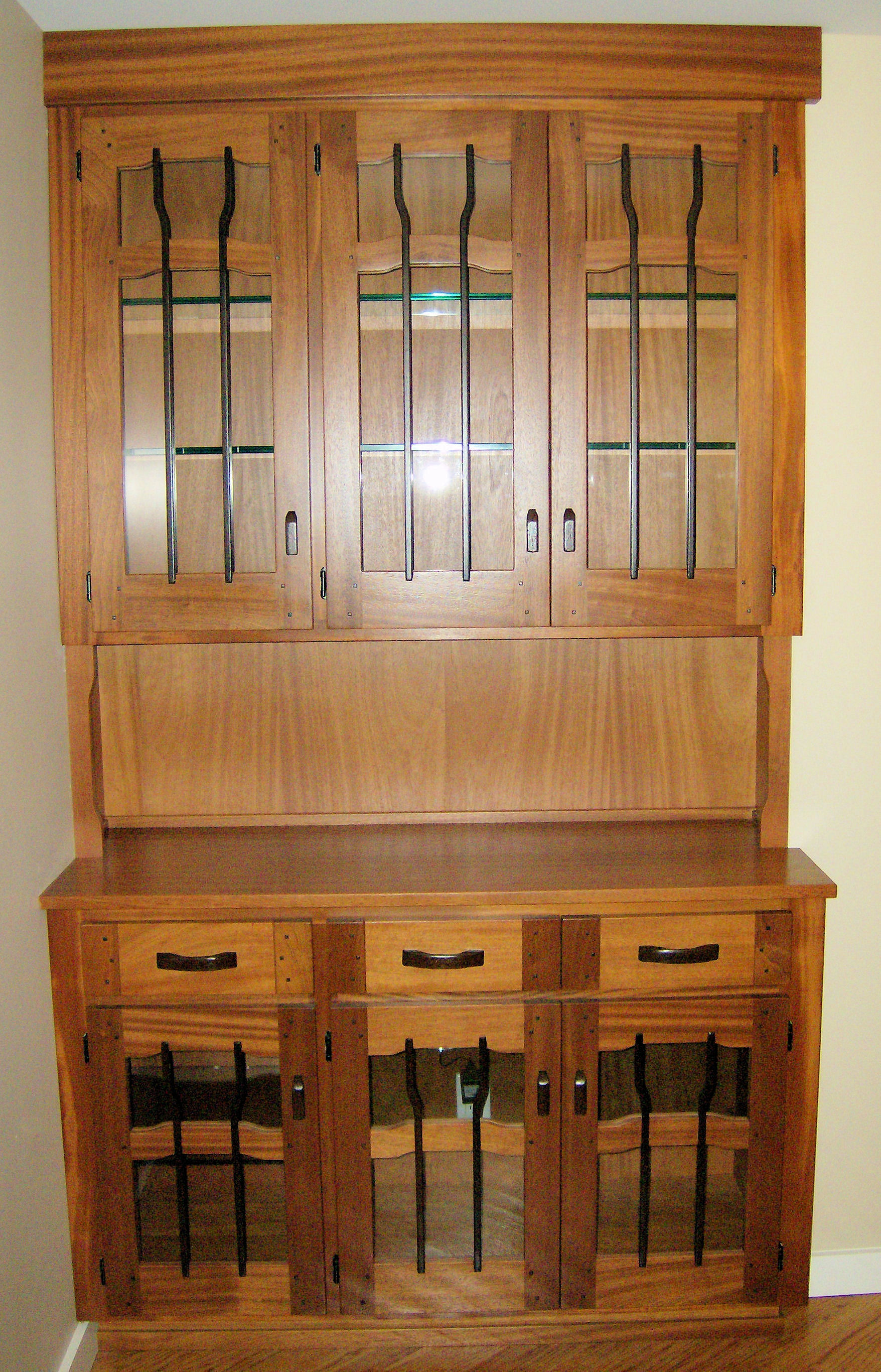 Cabinets For Workshop Heart Of Oak Workshop Authentic Craftsman Mission Style Built