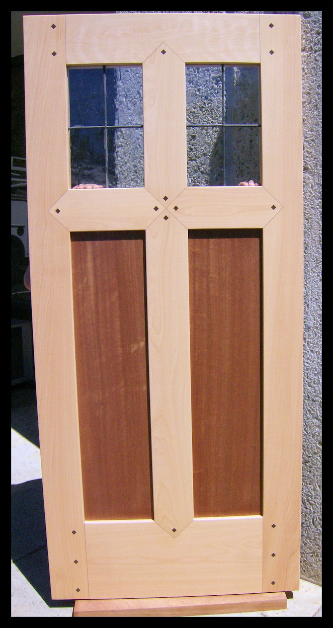 Carpenters Cross Entry door