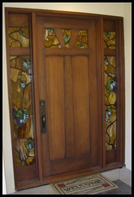 Heart Of Oak Workshop Arts Amp Crafts Style Doors
