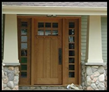 Heart of Oak Workshop, Authentic Craftsman & Mission style Doors ...