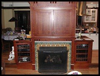 Heart of Oak Workshop Authentic Craftsman Mission style Built